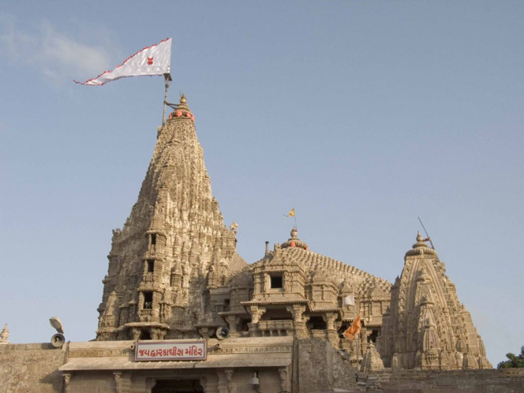 About Dwarka Temple